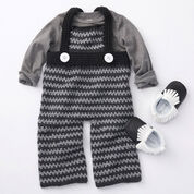 Go to Product: Caron Funny Dungarees, 6 mos in color