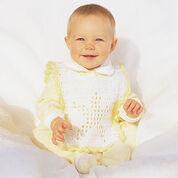 Bernat Star Baby Bib