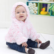 Go to Product: Red Heart Huggable Hoodie, 3/6 mos in color