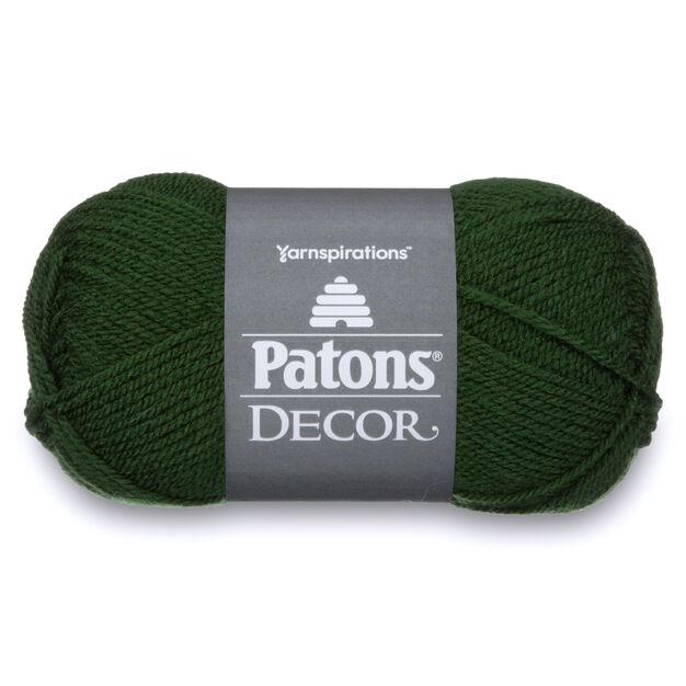 Patons Decor Yarn Pine