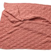 Go to Product: Red Heart Cozy Blocks Throw in color