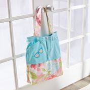 Dual Duty Summery Jeans Tote