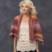 Go to Product: Red Heart Sunset Wrap in color