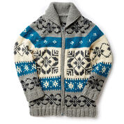 Go to Product: Patons Nordic Stag Knit Jacket, XS/S in color