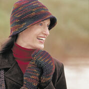 Go to Product: Patons Cloche Hat and Mittens in color