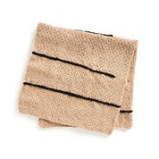 Go to Product: Bernat Bold Stripes Knit Blanket​ in color