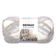 Go to Product: Bernat Home Bundle Yarn, Cream/Gray in color Cream/Gray