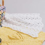 Go to Product: Peaches & Crème Feather and Fan Knit Dishcloth in color