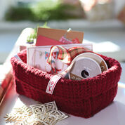 Go to Product: Bernat Stash Basket in color