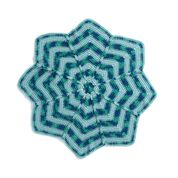 Go to Product: Caron Crochet Big Bloom Theory Blanket in color