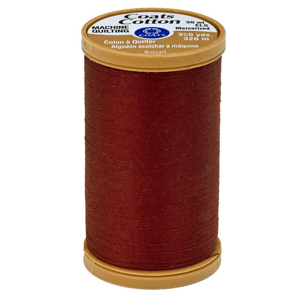 Green Linen Coats 350-Yard Thread /& Zippers Machine Quilting Cotton Thread