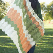 Go to Product: Caron Melon Ripple Afghan in color