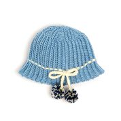 Go to Product: Caron SS Crochet Ribbing Hat in color