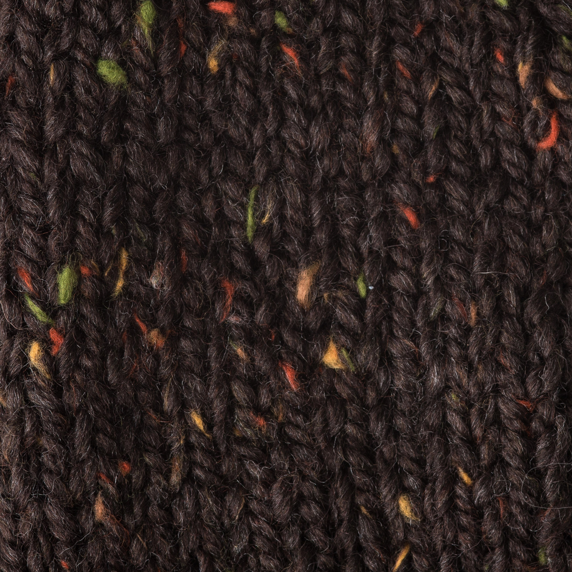 Patons Shetland Chunky Tweeds Yarn ~ Wool Blend ~Rich Teal ~ #5 ~ 85 g//125 yd