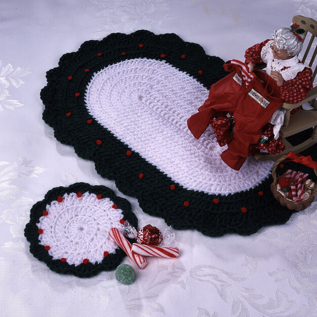 Red Heart Country Christmas in color
