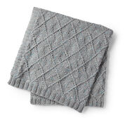 Go to Product: Bernat Arqyle Texture Knit Blanket in color