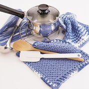 Go to Product: Lily Sugar'n Cream Dishcloth and Pot Holder in color