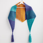 Go to Product: Bernat Crochet Kerchief Scarf in color