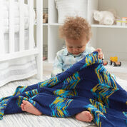 Go to Product: Red Heart Blanket for Playtime in color