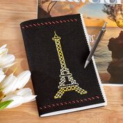 Go to Product: Anchor Eiffel Tower Notebook using Anchor Stitchable Felt in color