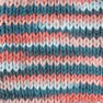 Bernat Handicrafter Cotton Ombres Yarn, Coral Seas Ombre in color Coral Seas Ombre