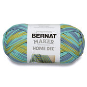 Go to Product: Bernat Maker Home Dec Yarn in color Pacific Varg