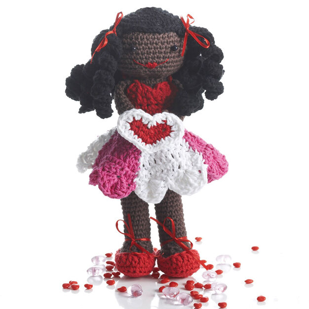 Lily Sugar 'n Cream Valentines Lily Doll in color