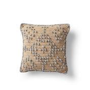 Go to Product: Bernat Texturific Twist Crochet Pillow in color