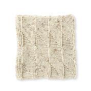 Caron Twist 'n' Shout Tweed Crochet Cowl