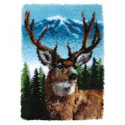 Go to Product: Wonderart Classics Deer Kit 20 X 30 in color