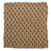 Go to Product: Red Heart Lattice Cables Square for Knit Your Cables Afghan in color
