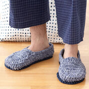 Phentex Crochet Loafers, S