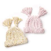 Bernat Crochet Baby Hat