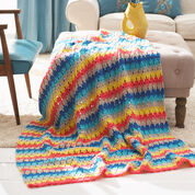 Go to Product: Bernat Larksfoot Blanket in color