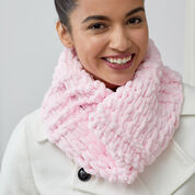Red Heart Simple One-Bawl Cowl
