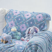 Go to Product: Bernat Harlequin Blanket in color