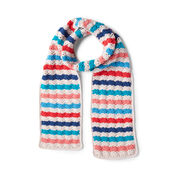 Go to Product: Red Heart Medley Merino Chic Scarf in color