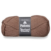 Patons Shetland Chunky Yarn, Taupe - Clearance Shades*
