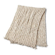 Go to Product: Bernat Waffle & Fringe Crochet Blanket in color