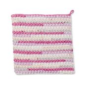 Go to Product: Peaches & Crème Easy Textures Crochet Dishcloth in color