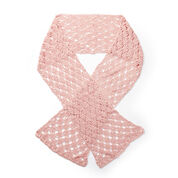 Patons Lattice Lace Crochet Wrap