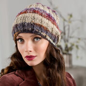 Go to Product: Red Heart Wear It Well Beanie, Woman in color
