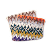 Go to Product: Caron x Pantone Crochet Zig-Zag Rectangular Shawl in color
