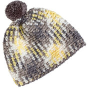 Red Heart Planned Pooling Argyle Hat