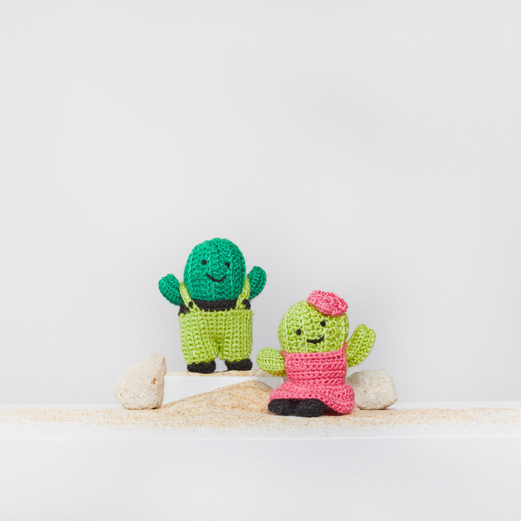 diy amigurumi crochet cactus step by step tutorial | UsefulDIY.com | 2000x2000