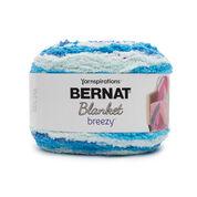 Go to Product: Bernat Blanket Breezy Yarn in color High Seas