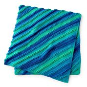 Go to Product: Red Heart Shore to Shore Knit Baby Blanket in color