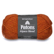Go to Product: Patons Alpaca Blend Yarn in color Yam