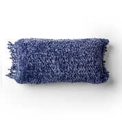 Go to Product: Bernat Diagonal Basketweave Knit Stitch Pillow in color
