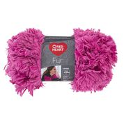 Go to Product: Red Heart Fur Yarn, Azalea - Clearance Shades* in color Azalea